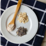 Gentle Oatmeal Lavender Facial Scrub Recipe