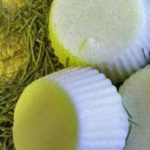 Homemade all natural bug repellent lotion bars