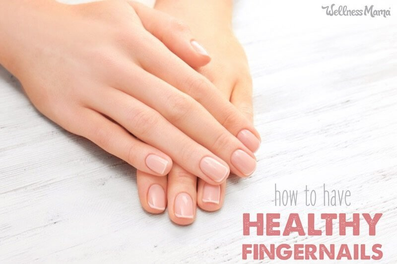How to have healthy fingernails