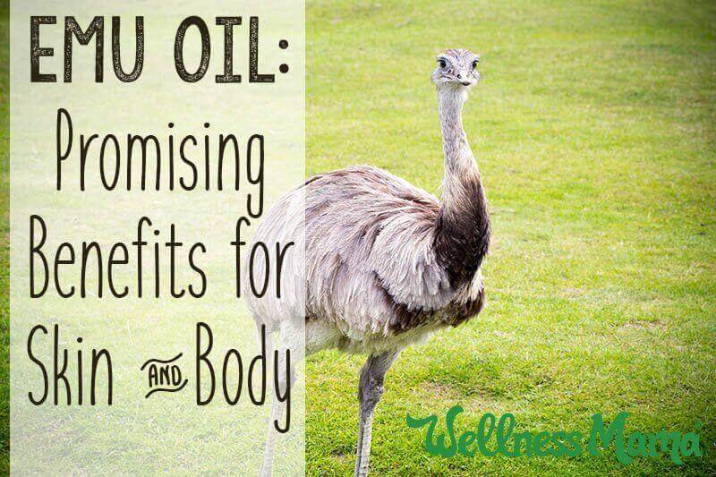 Emu Oil- Promising Benefits for Skin and Body